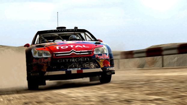 WRC FIA World Rally Championship on PC screenshot #3