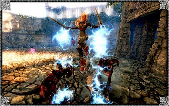 X-Blades on PC screenshot #7