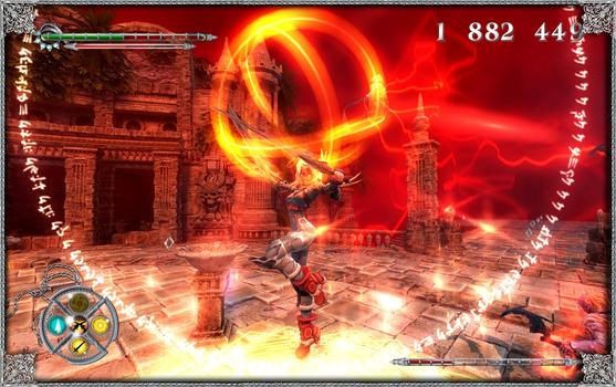 X-Blades on PC screenshot #6