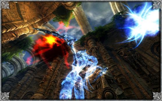 X-Blades on PC screenshot #4