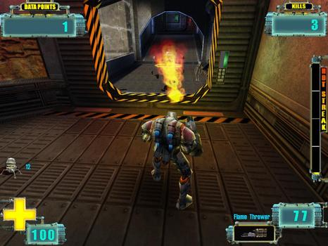 X-COM: Enforcer on PC screenshot #2