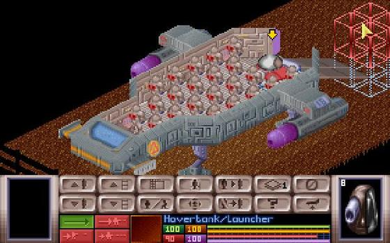 X-COM: UFO Defense on PC screenshot #7