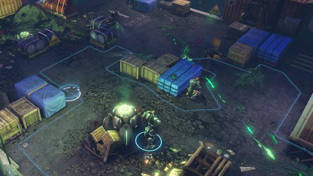 XCOM: Enemy Unknown (NA) on PC screenshot #6