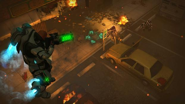 XCOM: Enemy Unknown on PC screenshot #3