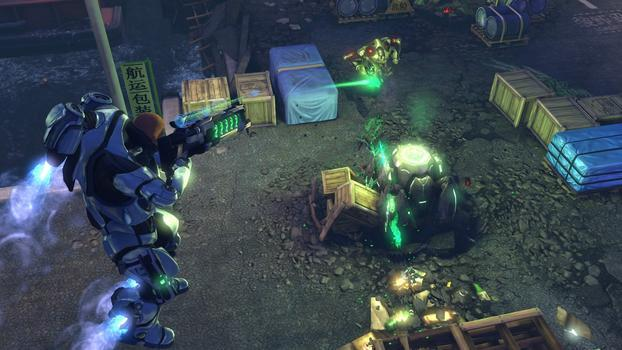XCOM: Enemy Unknown on PC screenshot #2