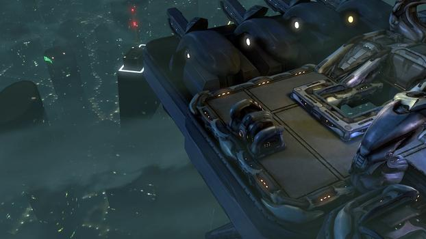 XCOM: Enemy Unknown  Slingshot Content Pack on PC screenshot #5