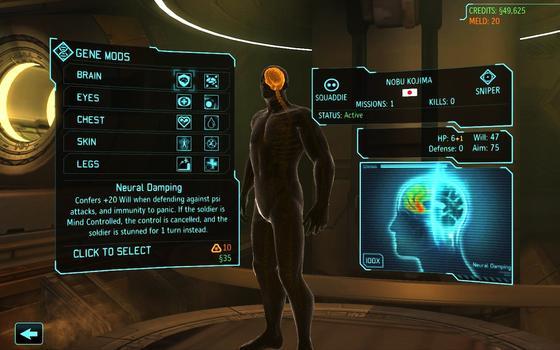 XCOM: Enemy Within on PC screenshot #5