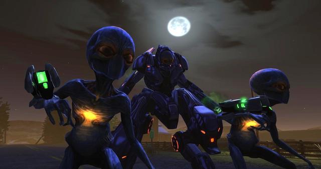 XCOM: Enemy Within on PC screenshot #1