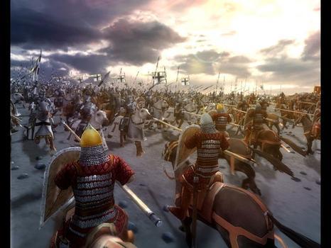 XIII Century: Blood of Europe on PC screenshot #1