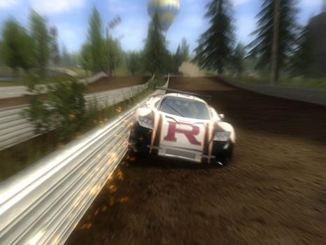 Xpand Rally Xtreme on PC screenshot #1