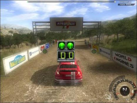 Screens Zimmer 6 angezeig: rally pc game