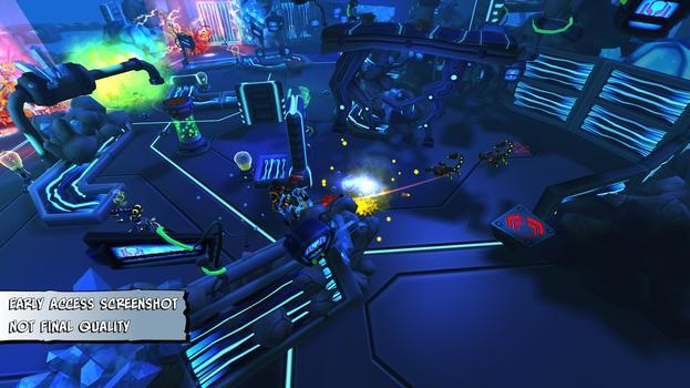 ZAMB! Biomutant Extermination on PC screenshot #9