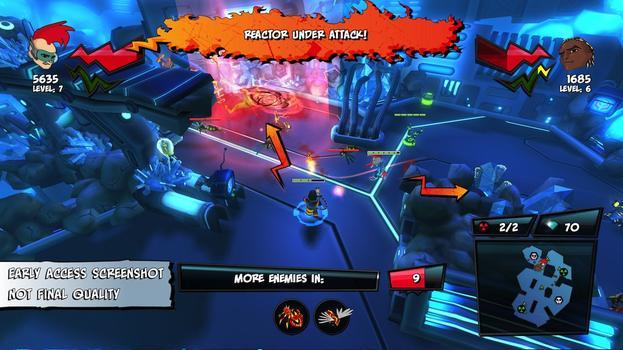 ZAMB! Biomutant Extermination on PC screenshot #7