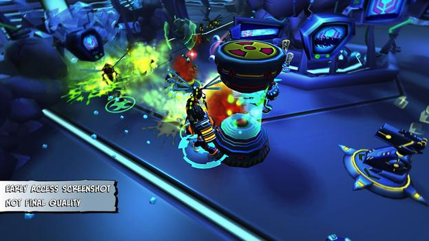 ZAMB! Biomutant Extermination on PC screenshot #5