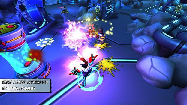 ZAMB! Biomutant Extermination on PC screenshot #4