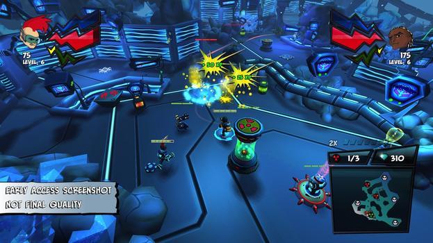 ZAMB! Biomutant Extermination on PC screenshot #2