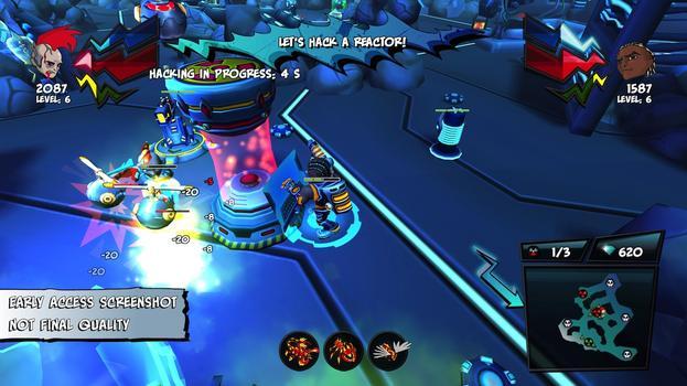 ZAMB! Biomutant Extermination on PC screenshot #1