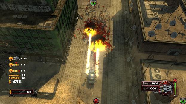Zombie Driver on PC screenshot #2