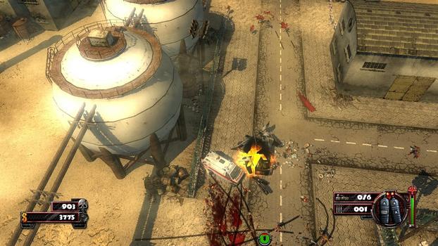Zombie Driver on PC screenshot #3